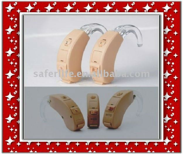 new Programmable digital ear hearing aids BTE ear hearing aid