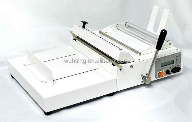 Made in Taiwan Medical Impulse Sealer with Cutter for Medical Pouches