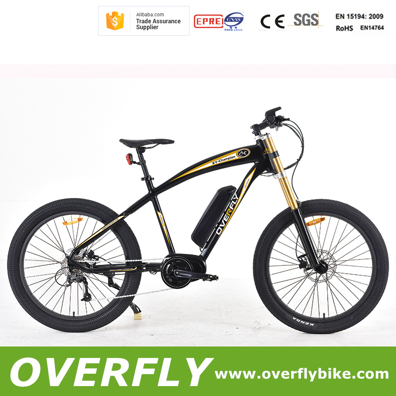flatbe electric bike with battery 36v li-ion XY-CHAMPION