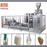 Automatic Food Application Coffee Powder Vacuum Packaging Machine