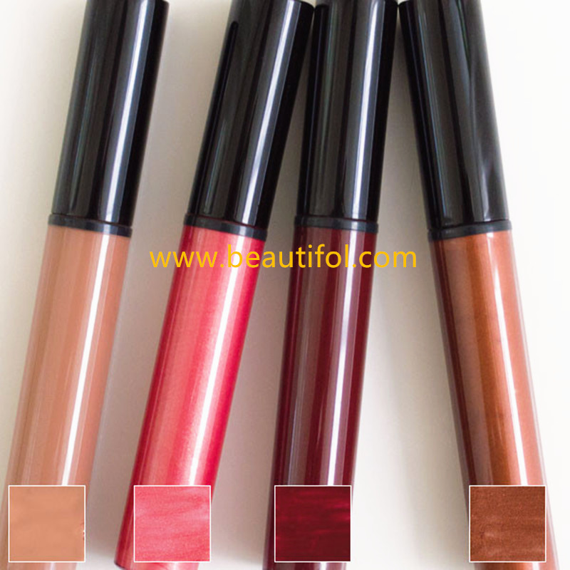 Vivid color fashion color liquid matte lipstick your own brand lip gloss lipstick manufacture private label