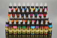 LUSHCOLOR Eyebrow Tattoo Ink 54 Colors 30ml/bottle