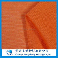 100 polyester weft knit one side fabric warp knit polyeter fabric
