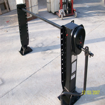 factory heavy duty trailer landing gear leg in stock