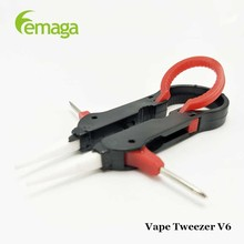 LEMAGA Multi-functional Vaper Tweezer V6 hot selling vaper tweezers high quality multifunction twizer tool