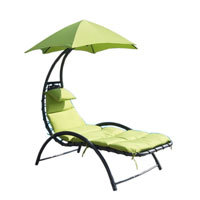 Folding new color portable hammock with stand