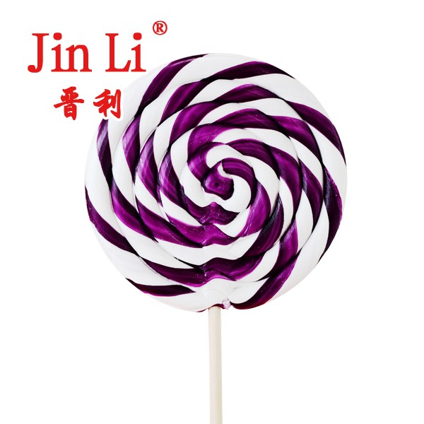 different weight colorful fruity pin pop lollipop