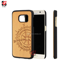 2018 Real Wood Rosewood Case for Samsung Galaxy S7 edge for Samsung S7