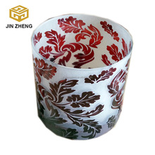 eco friendly Bulk cut to clear glass mosaic vase