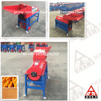 Stable quality corn sheller machine, corn thresher, dehusking machine with CE