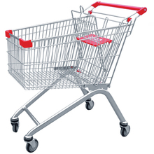South africa market supermarket shopping trolley