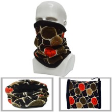 New Outdoor Sports Unisex Polar Fleece Winter Thermal Snood Neck Warmer Scarf