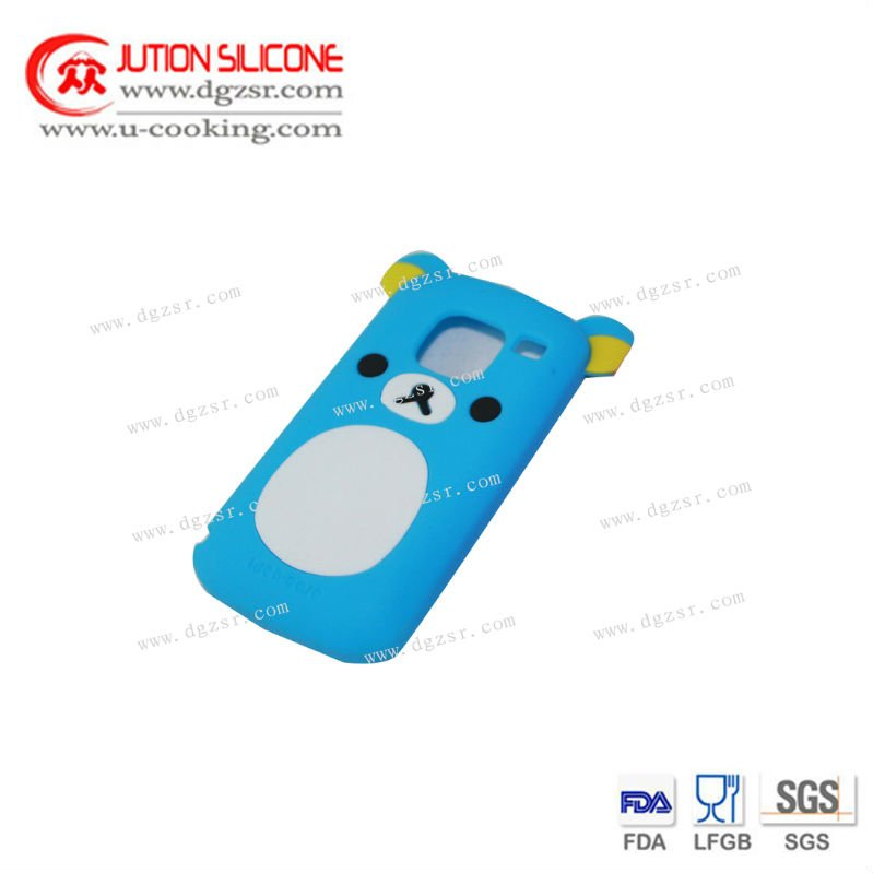 Cellphone, mobile phone silicone case