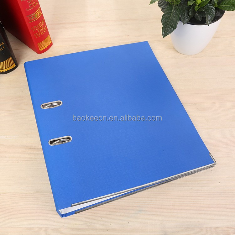 China manufacture professional a5 leather ring binder