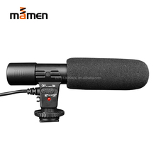 Hot Selling MIC-01 MIC Video Stereo Camera Microphone For Digital Camera Camcorder DV Photographic Equipment