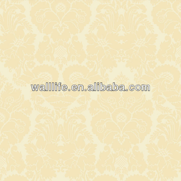 WALLIFE new design vinyl wall paper manufacturer in china