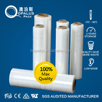 Factory Direct Price Self-adhesive Clear Plastic scrap film for sale