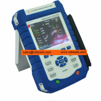 ROK Three Phase Power Quality Analyzer