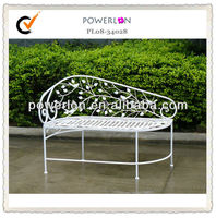 Wholesale Garden Furniture vintage iron Outdoor Daybed