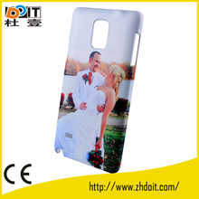 blank 3d sublimation mobile cover for samsung galaxy note 3/note4/note5