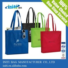 Hot Sale Recycled Non Woven Bag / Promotional Newspaper Bag China