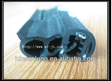 High quality of car door the soft rubber strip