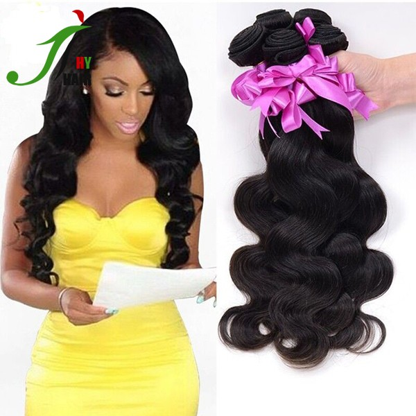 2016 New Arrival Top Quality Thick Ends Factory Wholesale Remy Virgin Human Hair Bundles Body Wave Peruvian Wet And Wavy Hair