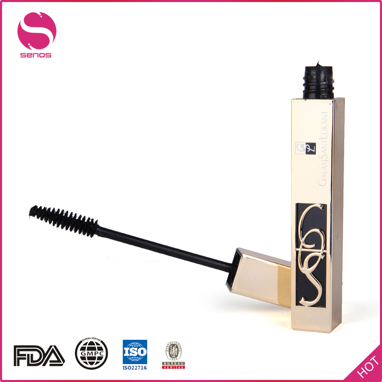 Senos Private Label Customized Logo And Color Unique Fashion Design Eyelash Extension Mascara
