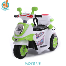 WDYS118 2016 Popular Design Battery Operated Toy Car Electric Motorcycle Kids Ride on Car for Honda Vezel Car Accessories