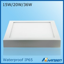 SAA led panel ceiling light 7 inch guangzhou mono solar panel