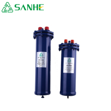 Hermetic refrigeration oil separator