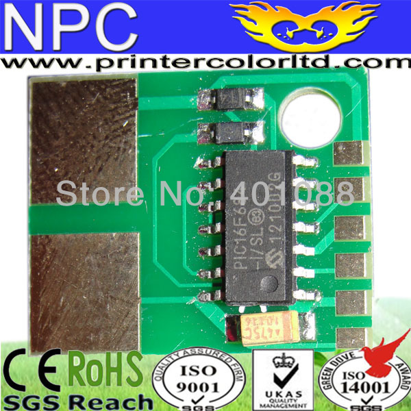 China Manufacturer Auto compatible toner reset chip X203 for Lexmark laser printer X203/X204