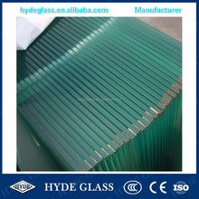 Hot sale 3-19mm tempered glass door tempered glass window price building glass