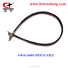 automobile &motorcycles throttle cable,auto throttle cable factory Qinghe