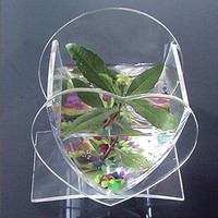 china manufacturer clear acrylic coffee table fish tank