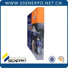 wholesale advertising promotional exhibition backdrop stand trade show booth 3*3 3*6 standard booth