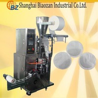 full automatic coffee pod filling and sealing machine
