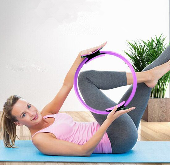 Colorful Durable New Arrival Home Fitness Equipment Pilates Ring For Wholesale Professional Hot Selling Reformer Pilates