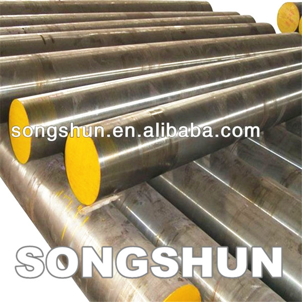 25Cr2MoVA hot rolled alloy structure steel price round bar