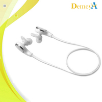 New 2016 Free Sample Sport Earphones Hook Private Label Earbuds