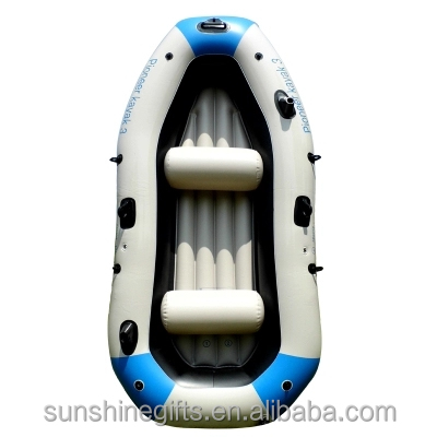 Custom style kayak china inflatable fly small fishing boat for water sport