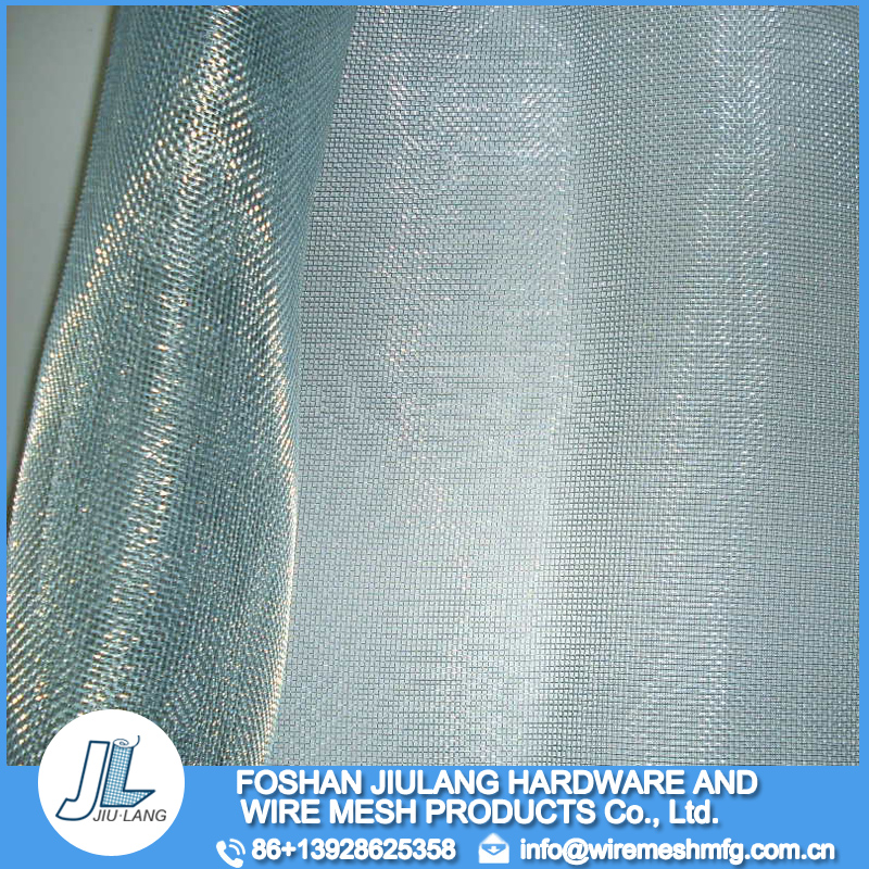 TOP quality Galvanized Iron waterproof window screen for sale from china supplier