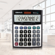 OS-2TV 12 Digits dual power calculator Tax function tables calculator