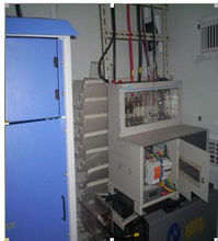 PCM phase change material in telecom outdoor cabinets