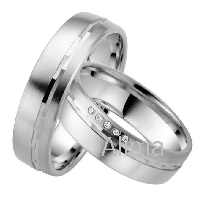 AGR0279-W- vogue Palladium 950 rings jewelry gold and diamond buyer
