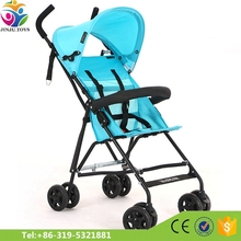 Good baby stroller pram with carriage / classical big wheels baby stroller