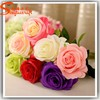 garden decorations 2016 colors artificial sillk rose flower for wedding decoration centerpieces