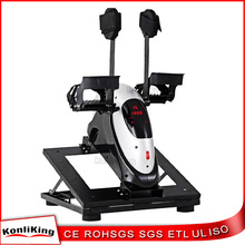 Electronic sport equipment training magnetic mini exercise bike