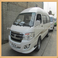 china Foton View Minibus 4*2 for sale