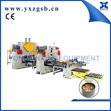 Automatic tuna two piece can making line